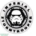 Star Wars Storm Trooper Button