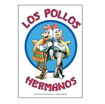 Los Pollos Hermanos Sticker