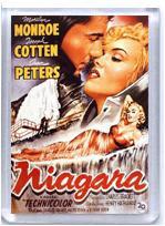 Niagara Marilyn Monroe Keychain
