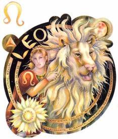Jody Bergsma Romantic Leo Sticker