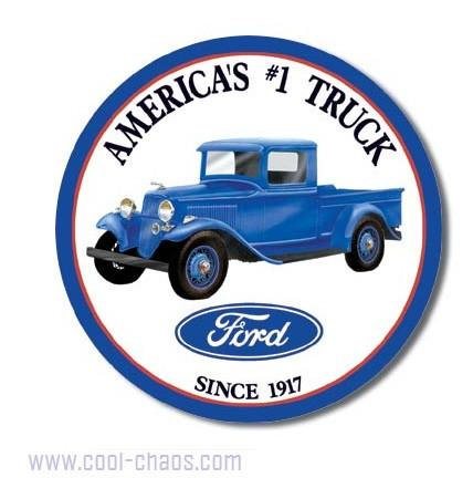 Since 1917 Ford Truck Sign