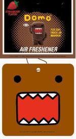 Domo-Kun Air Freshener