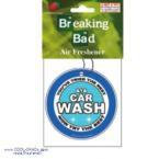 A1A Car Wash Breaking Bad Air Freshener