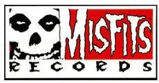Mini Misfits Records Sticker