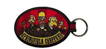 Springfield Choppers Keychain