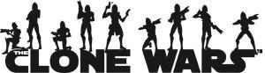 Clone Wars Star Wars Sticker