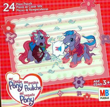 Slumber Party My Little Pony Puzzle