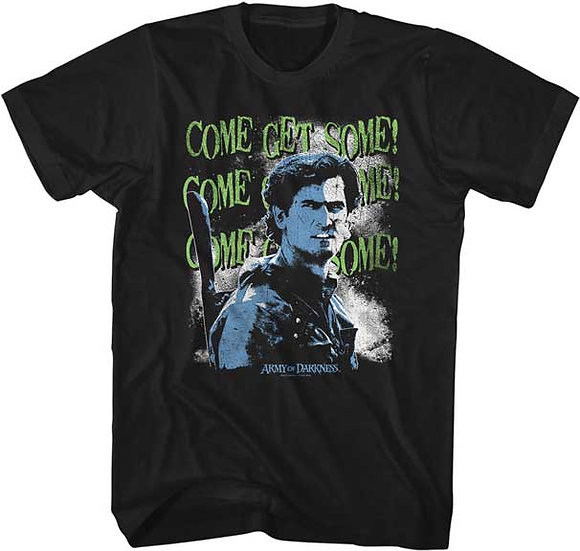 Army of Darkness T-Shirt / Come get some 80s Horror Throwback Movie Tee