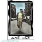 James Dean Magnet
