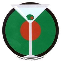 Retro Martini Sticker