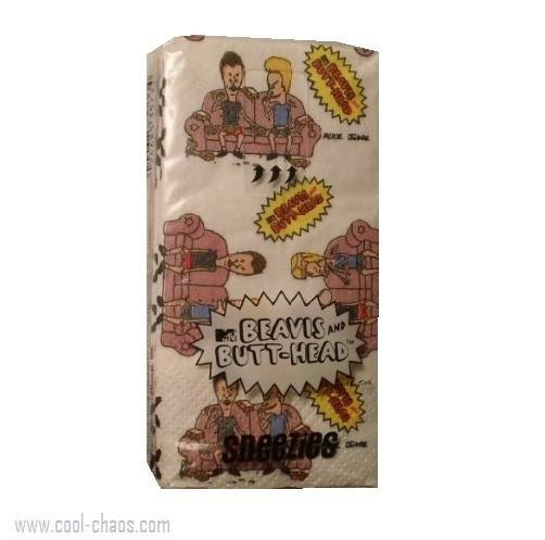 Beavis and Butthead Tissues