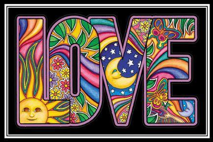 Dan Morris Whimsical Love Postcard