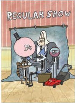 Cartoon Network Regular Show Magnet