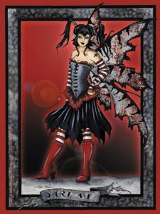 Pirate Fairy Sticker