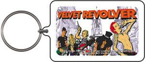 Velvet Revolver Keychain