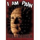 Hellraiser Sticker #4 Pin Head I am Pain