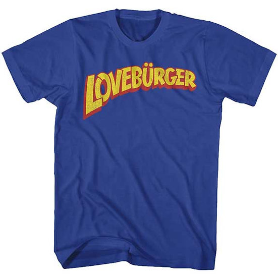 Can't Hardly Wait T-Shirt / LOVEBURGER 90s Movie Tee