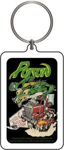 Poison Keychain