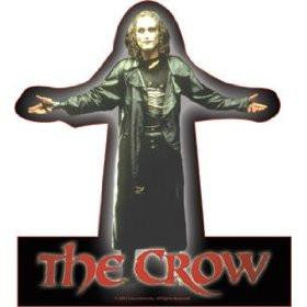 The Crow Sticker Brandon Lee