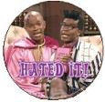 In Living Color Button #3 Men on Film Hated it!