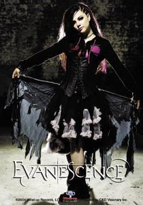 Evanescence Sticker