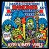 Happy Family The Ramones Button