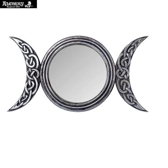 Triple Moon Mirror / Mystical Crescent Moon Mirror
