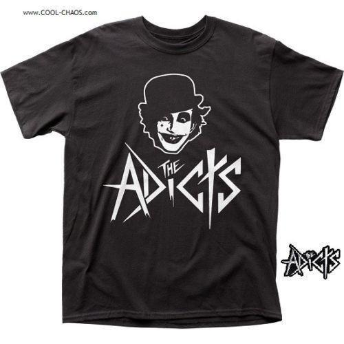 The Adicts T-Shirt / Adicts Retro New,British Punk Rock Tee