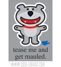 Dog of Glee Postcard