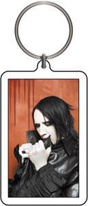 Marilyn Manson Keychain
