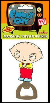 Scheming Stevie Bottle Opener
