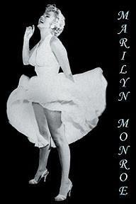 Subway Breeze Marilyn Monroe Magnet