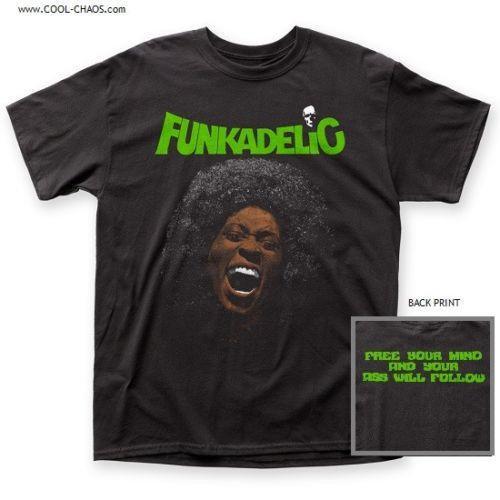 Funkadelic T-Shirt / 70's throwback Funk 'Free Your Mind' Tee