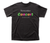 New Order T-Shirt / New Order North American Concert Tee
