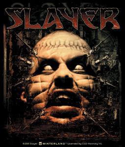 Metal Slayer Sticker