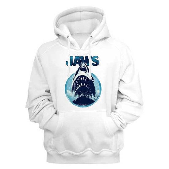 JAWS Hoodie / JAWS Shark Horro Movie Hooded Sweatshirt