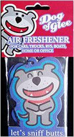 Dog of Glee Air Freshener