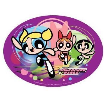 Powerpuffs Powerpuff Girls Sticker