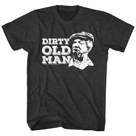 Redd Foxx T-Shirt / DIRTY OLD MAN TEE