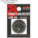 Sons of Anarchy Moto Club Lapel Pin