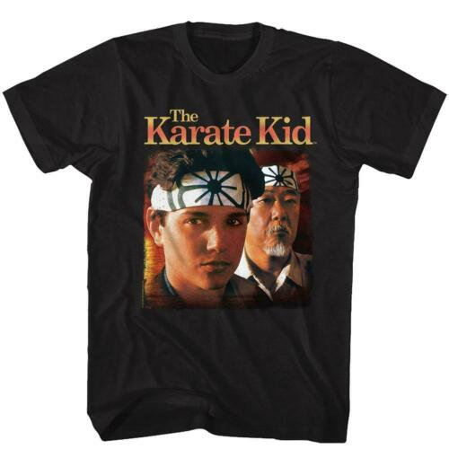 The Karate Kid T-Shirt / The Karate Kid 'Daniel' Mr. Miyagi 80's Movie Tee