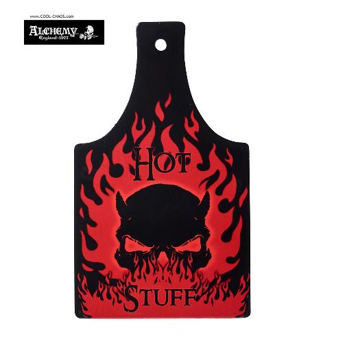 Devil Skull Ceramic Kitchen Board