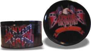 Lynyrd Skynyrd Candle Tin