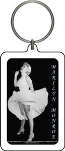 Subway Breeze Marilyn Monroe Keychain