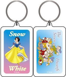Snow White Keychain