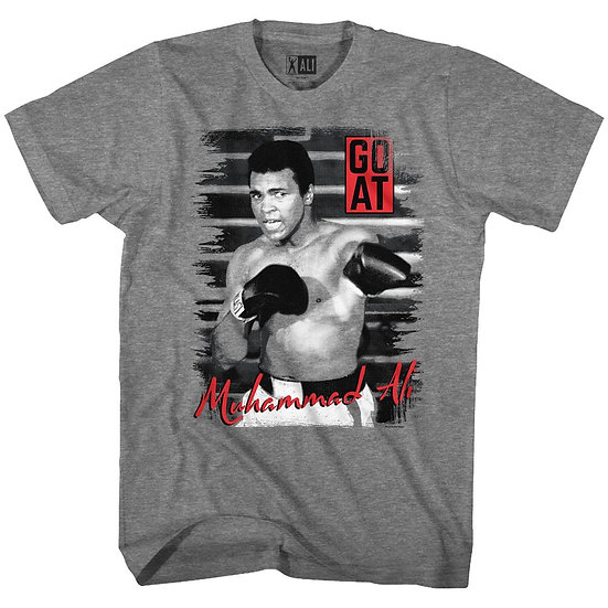Muhammad Ali T-Shirt 'It ain't bragging if you can back it up!' Ali Tee