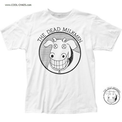 The Dead Milkmen T-Shirt / Dead Milkmen Cow Tee