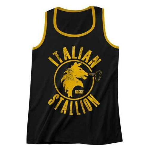 ROCKY Tank Top / SYLVESTER STALLON ROCK ITALIAN STALLION Men's Tank Top