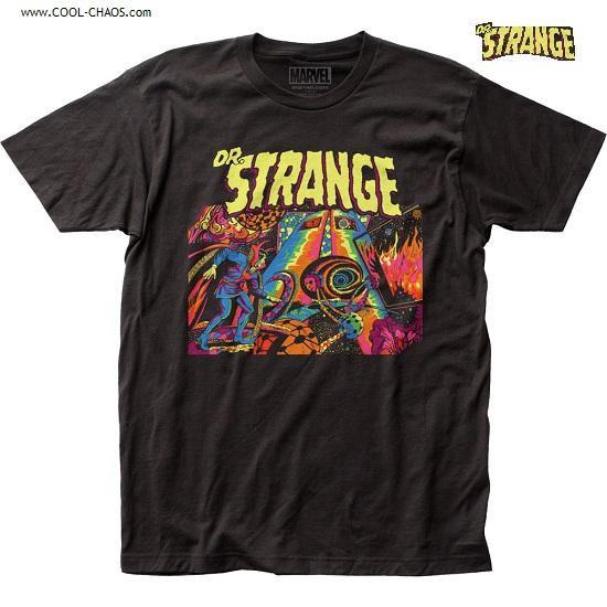 Dr. Strange T-Shirt by Marvel Comics - Psychedelic Strange Shirt