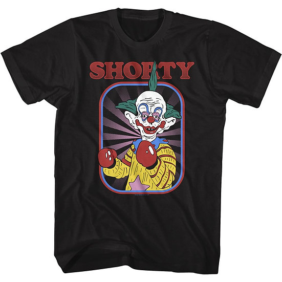 Killer Klowns from Outer Space TShirt / Shorty the Klown Horror Cult Tee